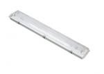 Светильник люминесцентный WPF HF ECO 2x18W  (IP65)