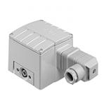 Дифференциальные датчики-реле газ/воздух LGW...A4/2