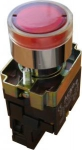 XB2-BW3471 Кнопка с подсветкой красная