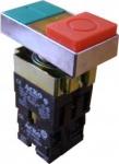 "XB2-BW8365 Кнопка двойная с подсветкой ""Старт/Стоп"""