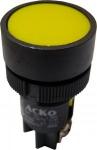 "XB2-EA151 Кнопка ""Старт"" желтая (NO)"