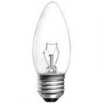 Лампа накаливания ДС, 60Вт Е27, свечка, инд.упаковка